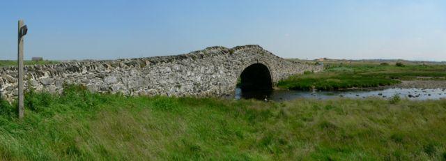 Pont Aberffraw, Aberffraw, Anglesey.
