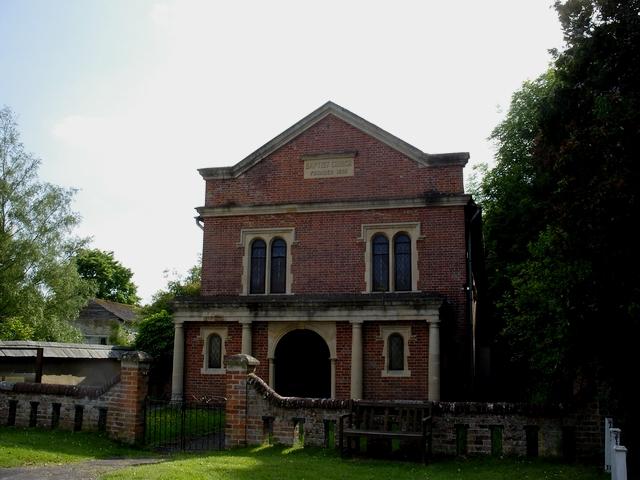 Baptist church, Broughton