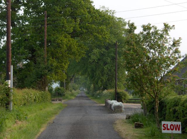 Sommer's Lane