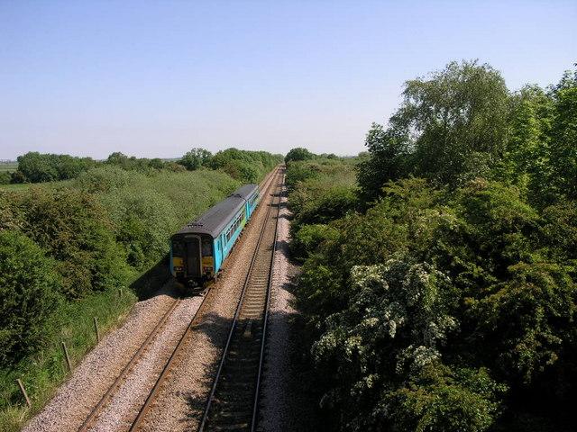 Railway to Goole