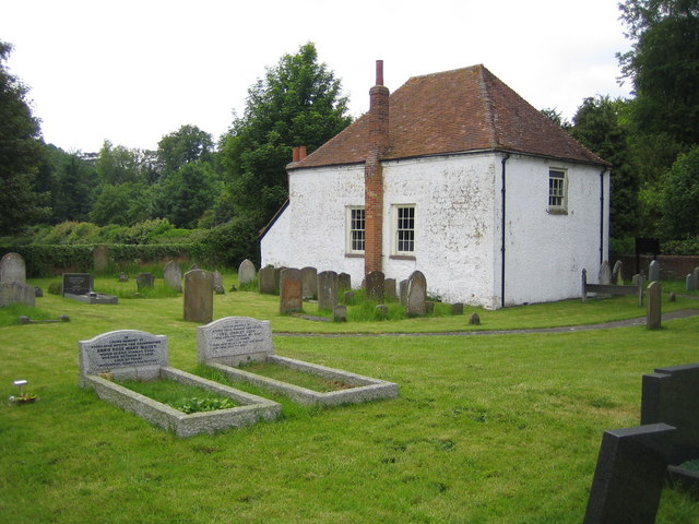 Waddesdon Hill Strict and Particular Baptist Chapel