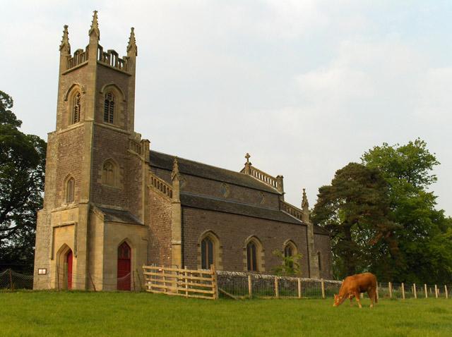 The church, Kincardine-in-Menteith