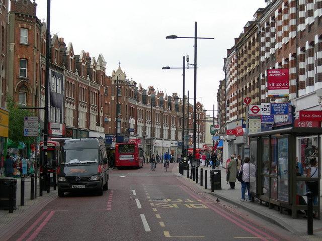 St John's Road SW11