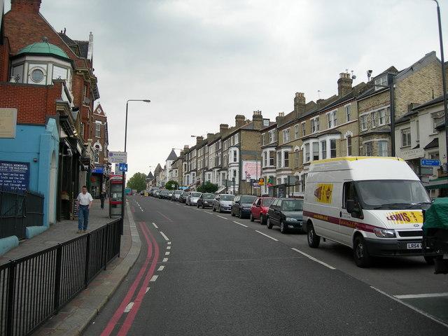 Battersea Rise (A3)