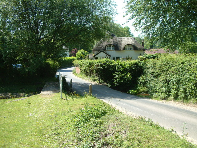 Ford, Godshill