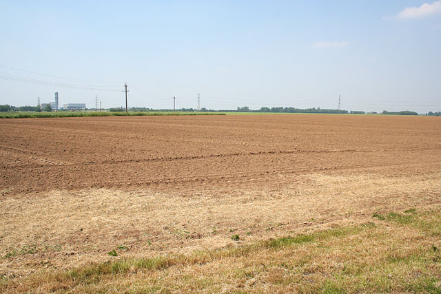 Farmland near Spalding