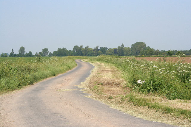 Wykeham Lane near Spalding