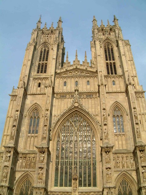 West Towers of Beverley Minster