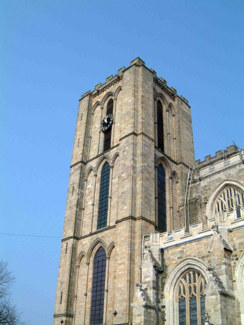 South West tower of Ripon Cathedral