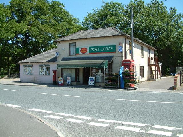 Woodfalls, Post Office