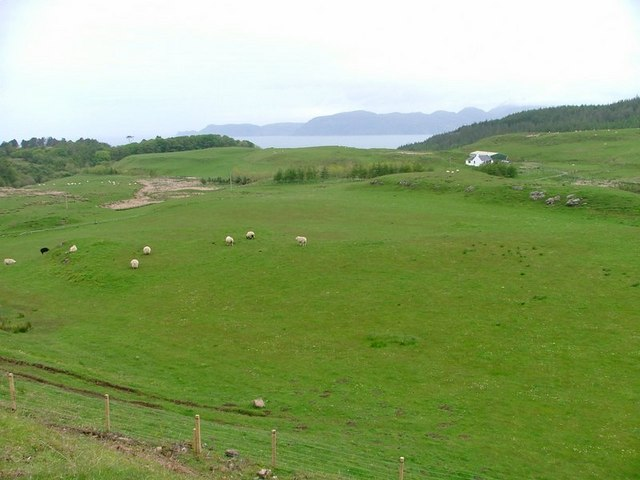 Fields Off the Glengorm Road