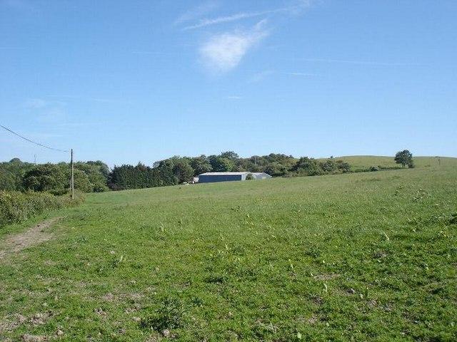 Ffordd Las fields