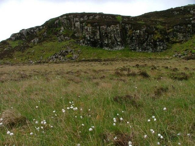 Crags, Mishnish