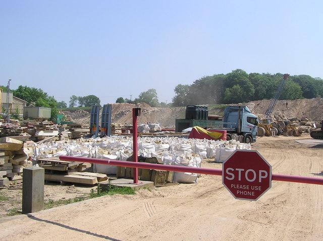 Dunhouse Quarry.
