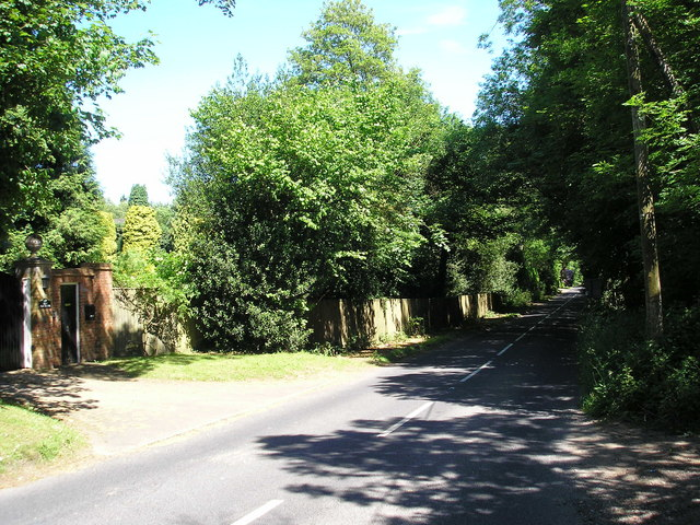 Goodley Stock Road, near Crockham Hill, Kent