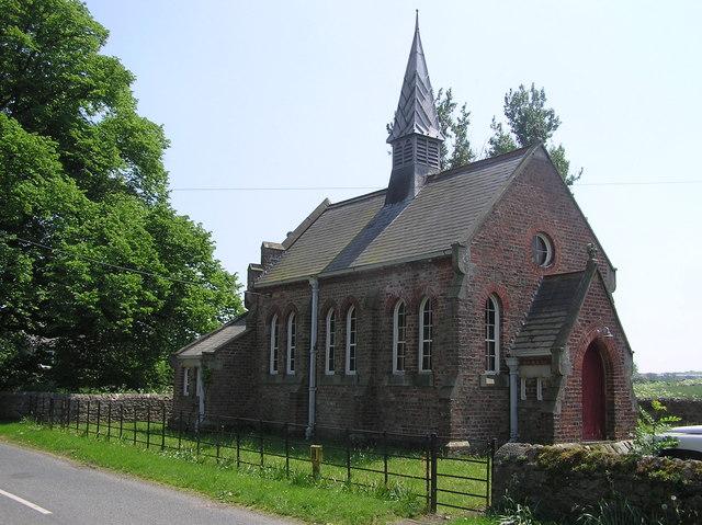 Chapel : Little Newsham.