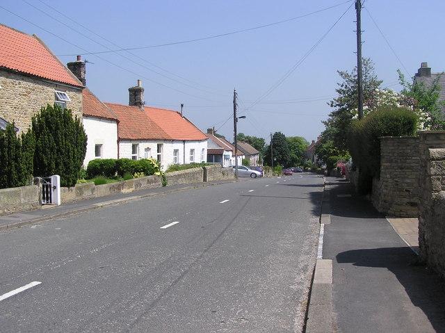 Winston  Village