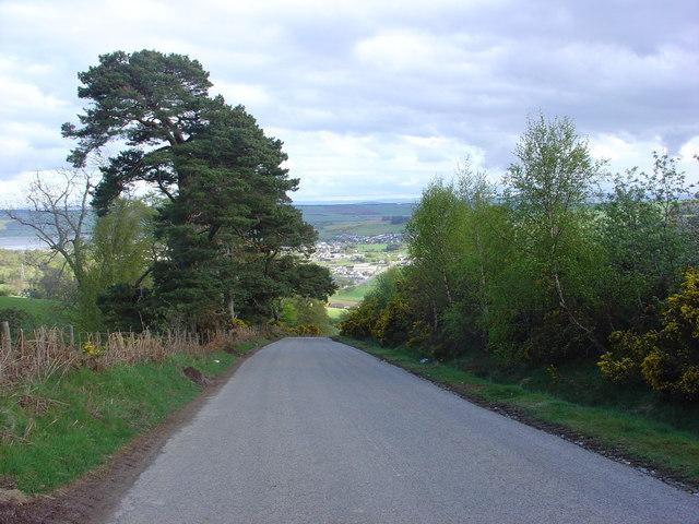 Stonybrae near Dingwall