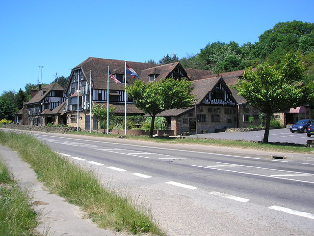 The Grasshopper, Limpsfield, Surrey