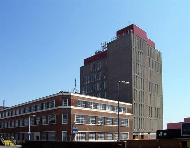 Grimsby Telephone Exchange