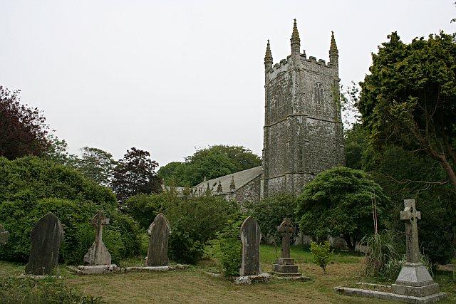 St Erme Village Church