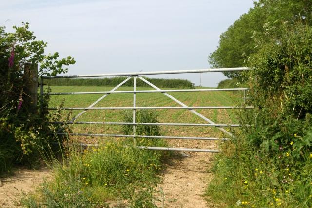 Gateway near Pounda