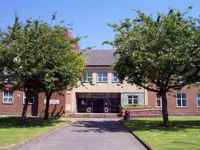 Grimsby Police Station