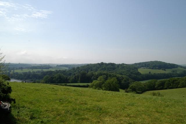 Field near Markwell towards Tideford