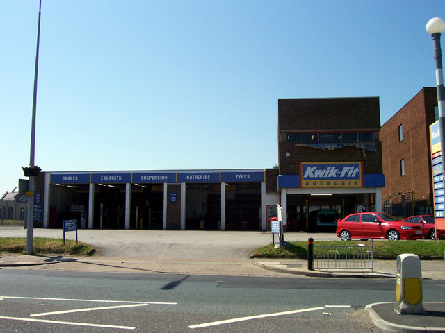 Kwik Fit Grimsby