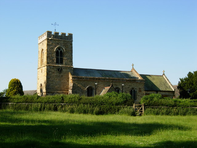 Thornby Church