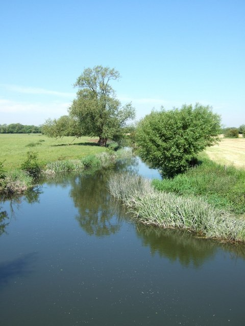 River Thame at Ickford