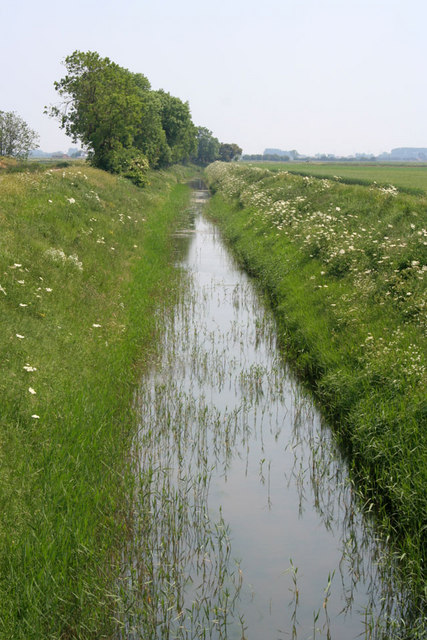 Lord's Drain, Wragg Marsh