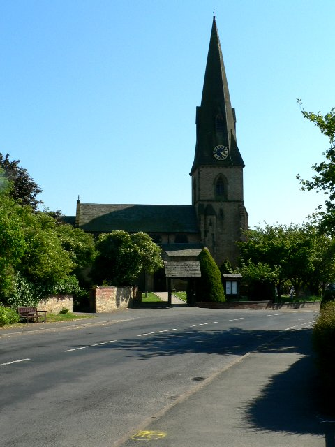 All Saints Parish Church, North Ferriby