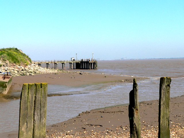 The Jetty at Hessle Haven