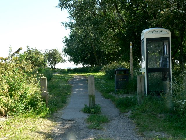 The Trans Pennine Trail and the Wolds Way