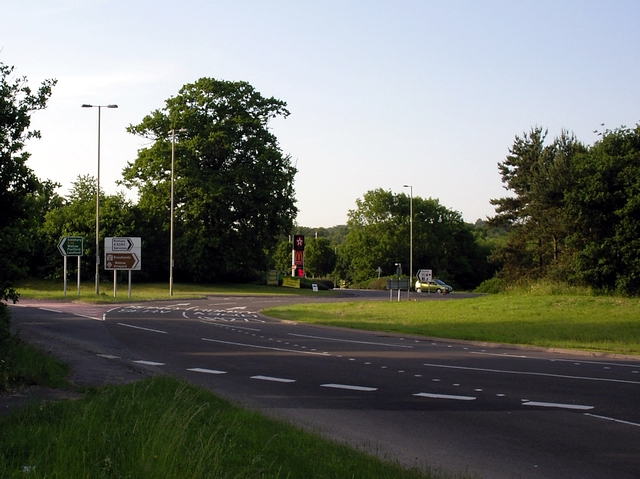 Ower roundabout