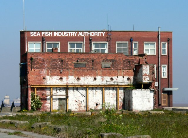 Sea Fish Industry Authority Building