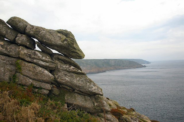 Cribba Head, near Penberth