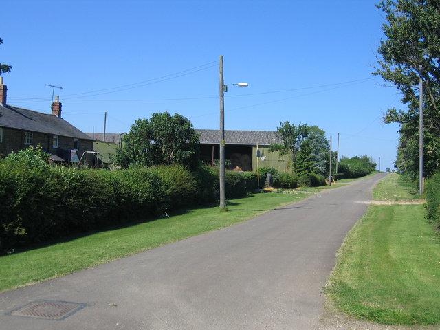 Lane End, Lower Tysoe