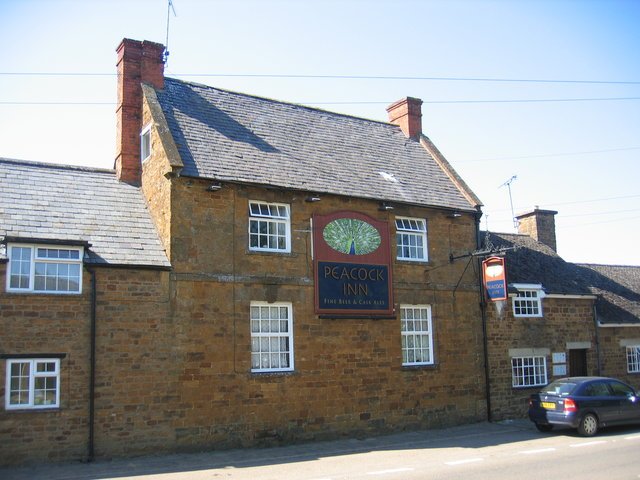 The Peacock Inn, Middle Tysoe