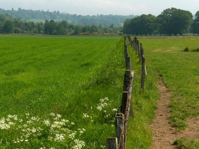 Farmland, Ochtertyre