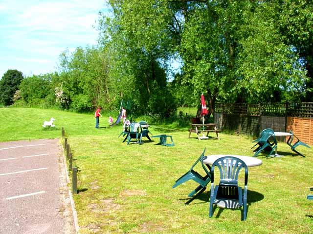 Garden of the Green Man, Clifton Campville