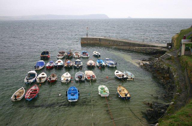 Portscatho Harbour