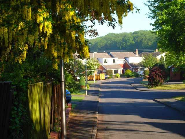 Willesley Gardens, Ashby-de-la-Zouch