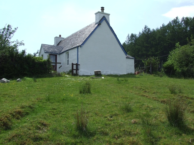 Glen Luie Croft House