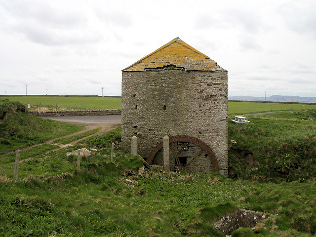 Rapness Mill, Westray