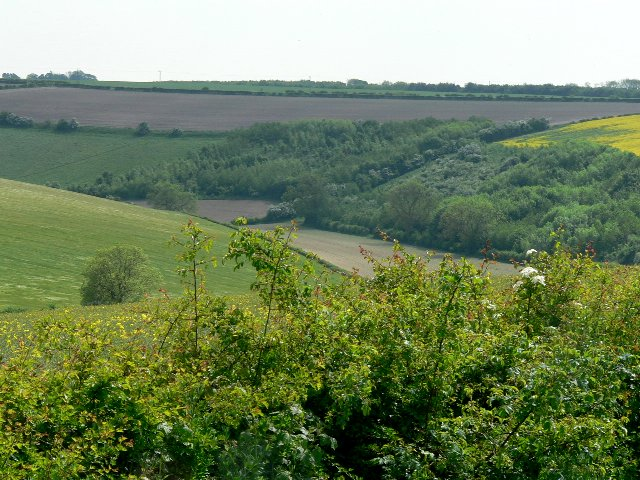 Valley of the Wolds Way
