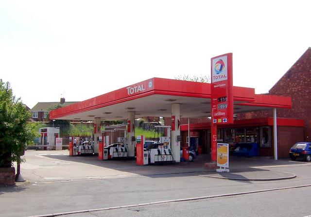 Total Filling Station