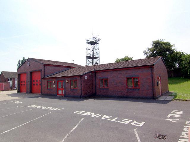 Barton-Upon-Humber Fire Station