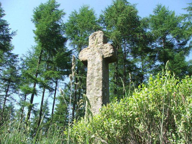 Mauley Cross.
